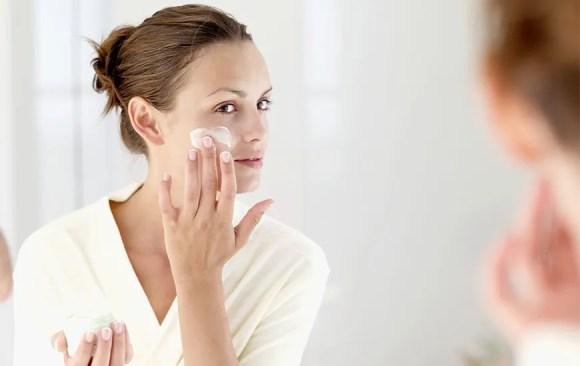 good moisturizer - mask
