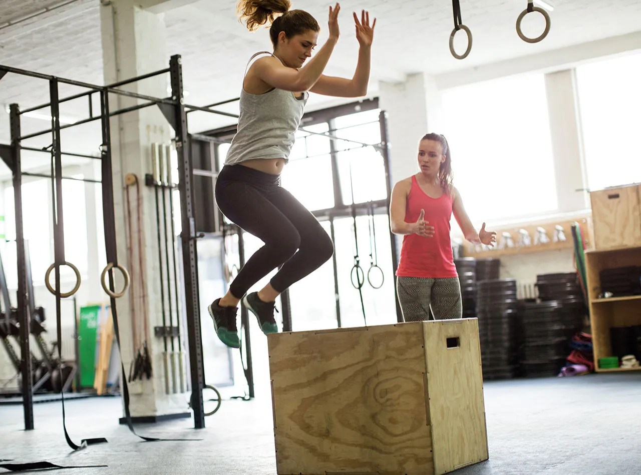 The Best 40 Minute Workout To Do At The Gym