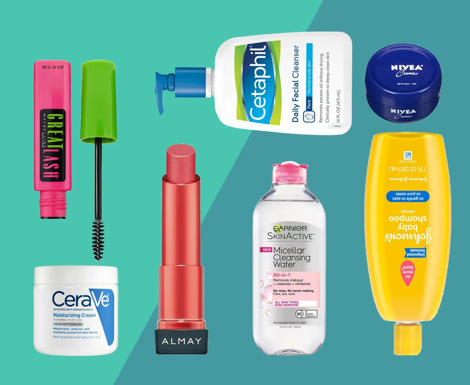 23 of the Best Selling Drugstore Beauty Products of All