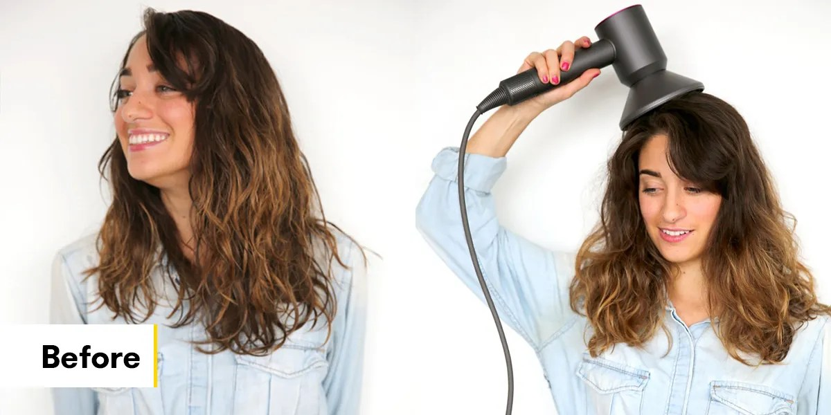 How To Use A Hair Diffuser To Get The Best Waves Of Your