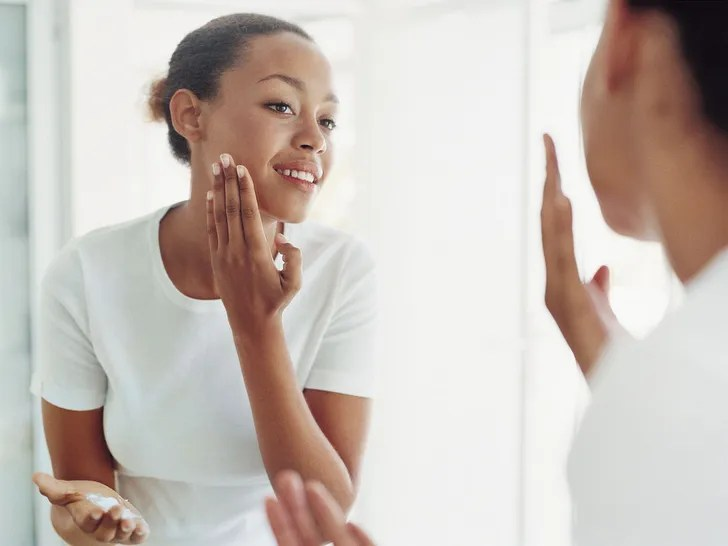 Image result wey dey for how to wash your face properly in the morning?