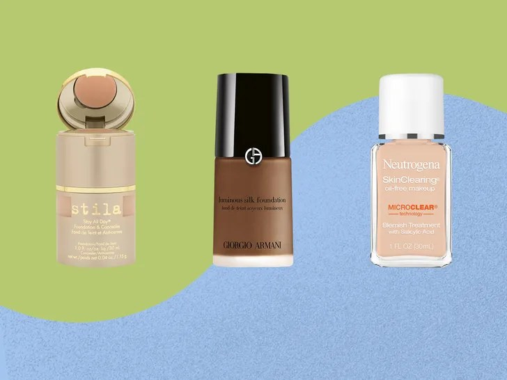 9d44198f0eb The 8 Best Foundations For Acne E Skin According To