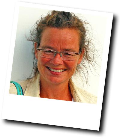 Grafisk formgivare Anita Tingskull