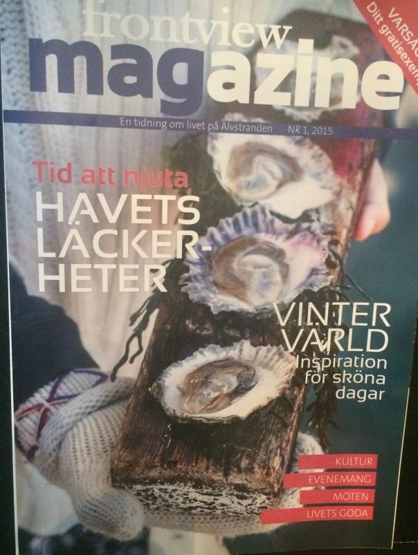frontview magazine