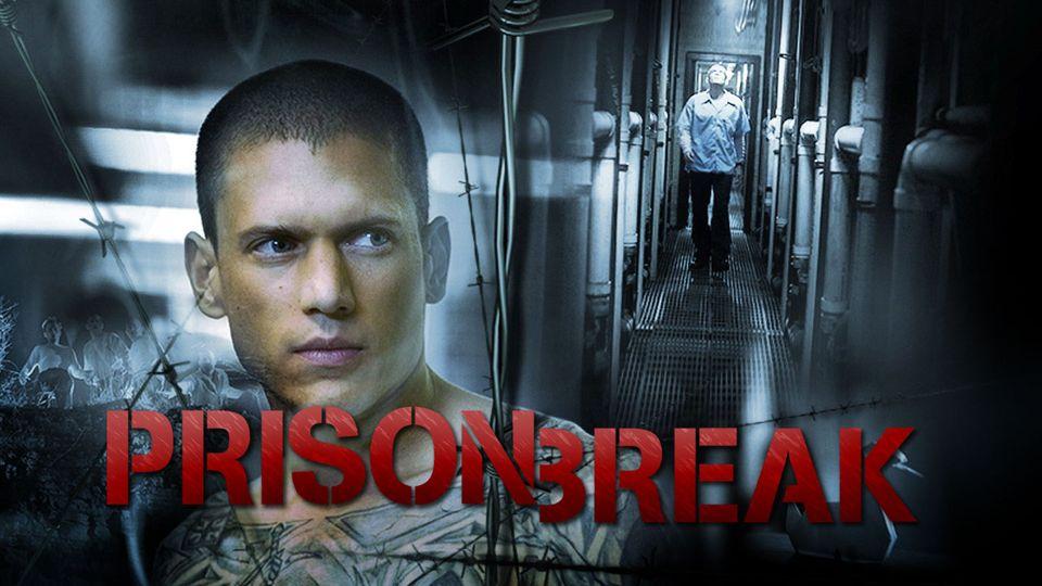 Affiches Posters Et Images De Prison Break 2005