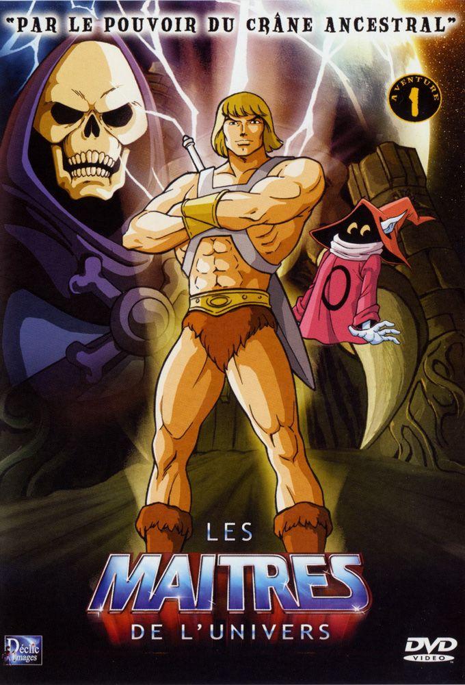 Affiches Posters Et Images De Les Ma 238 Tres De L Univers 1983