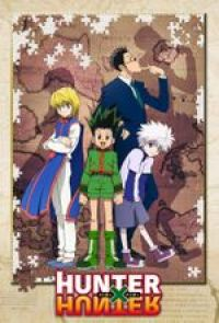 MANGA Hunter x Hunter
