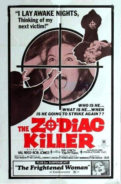 With hal reed, bob jones, ray lynch, tom pittman. The Zodiac Killer - Film (1971) - SensCritique
