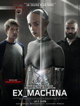 Affiche Ex Machina