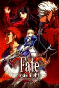 MANGA Affiche Fate/stay night