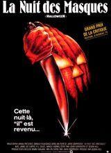 Affiche Halloween - La Nuit des masques