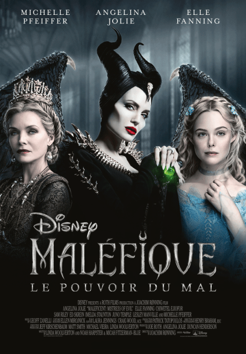 Maleficent: Mistress of Evil (2019) Dual Audio {Hindi-English} Bluray 480p | 720p | 1080p