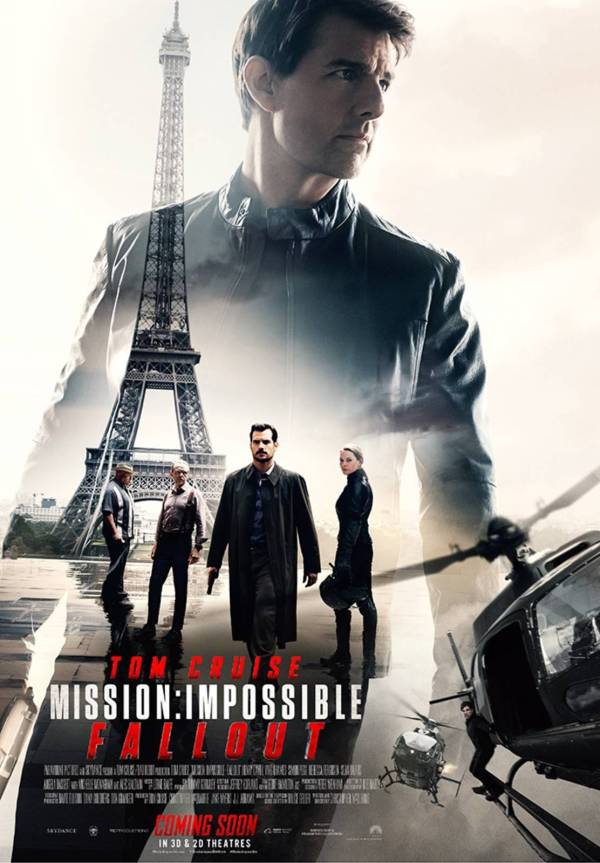 Movie Mission Impossible Fallout Cineman