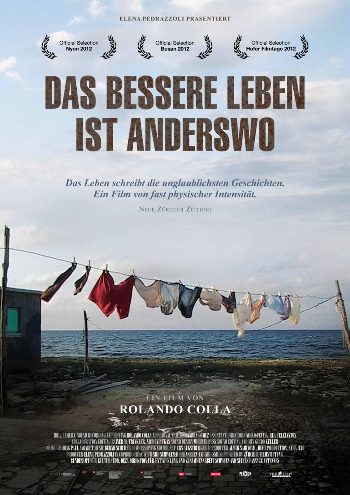 Poster do filme Une vie ailleurs