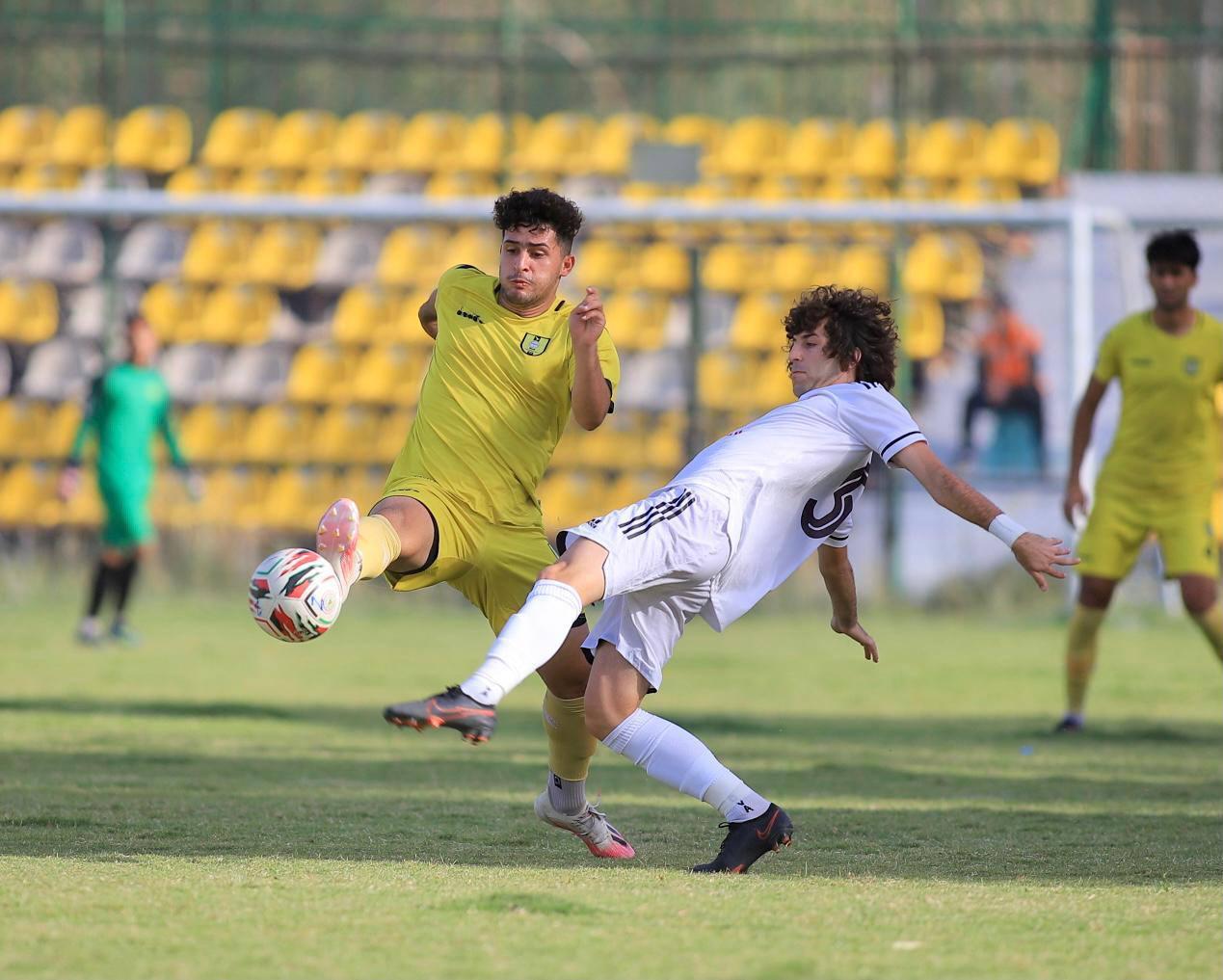 ثلاثة انتصارات في الدوري العراقي الممتاز  (صور)