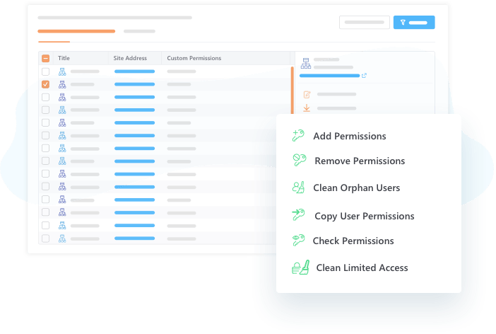 Edit and manage permissions with Sharegate