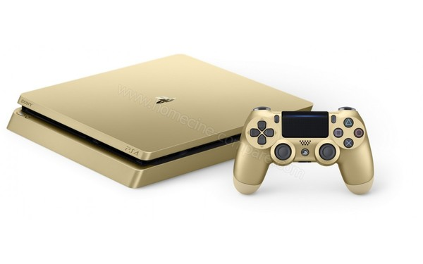 sony ps4 slim or 500 go fiche