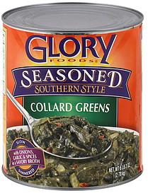 Glory Foods Collard Greens Seasoned Southern Style 980 oz