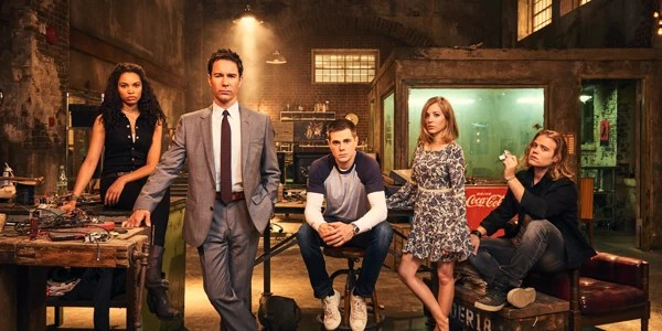 Image result for travelers tv show 2016