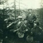 Bertil N, Einar S, Valder N, Börje S, Villiam S.