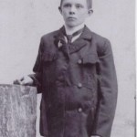 Anshelm Granström 1892-1970, Rödingsträsk.
