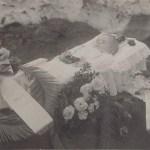 Gustaf Sixten Hedström 1912-1913, Kiruna, son till Elin Hedström och syskonbarn till Anna Hedström.