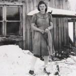 Tyra Hedström f Johansson i Björkberg 1925-1984.