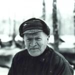 Sivert Mattsson f 1907, här alltså 74 år.