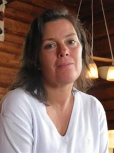 Susann Larsson, dotter till Siv och Sture, Boden.