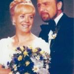 Ulla-Britt med make Björn Lindblom från Sundsvall.