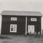 Oskars i Lillberg, dit familjen flyttade från Rödingsträsk 1929.