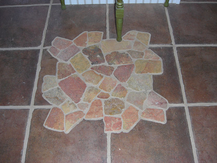 laying mosaic floor tile requires patience silive com