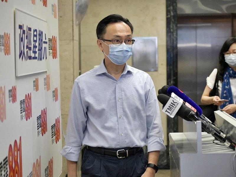 聶德權:不接受公務員工會發起罷工公投 有違守則