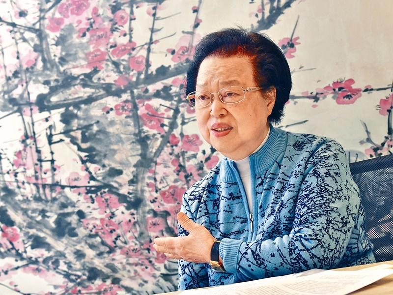 譚惠珠指香港為行政主導 沒有三權分立   多倫多   加拿大中文新聞網 - 加拿大星島日報 Canada Chinese News