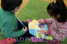 Child Protection Policy brochure