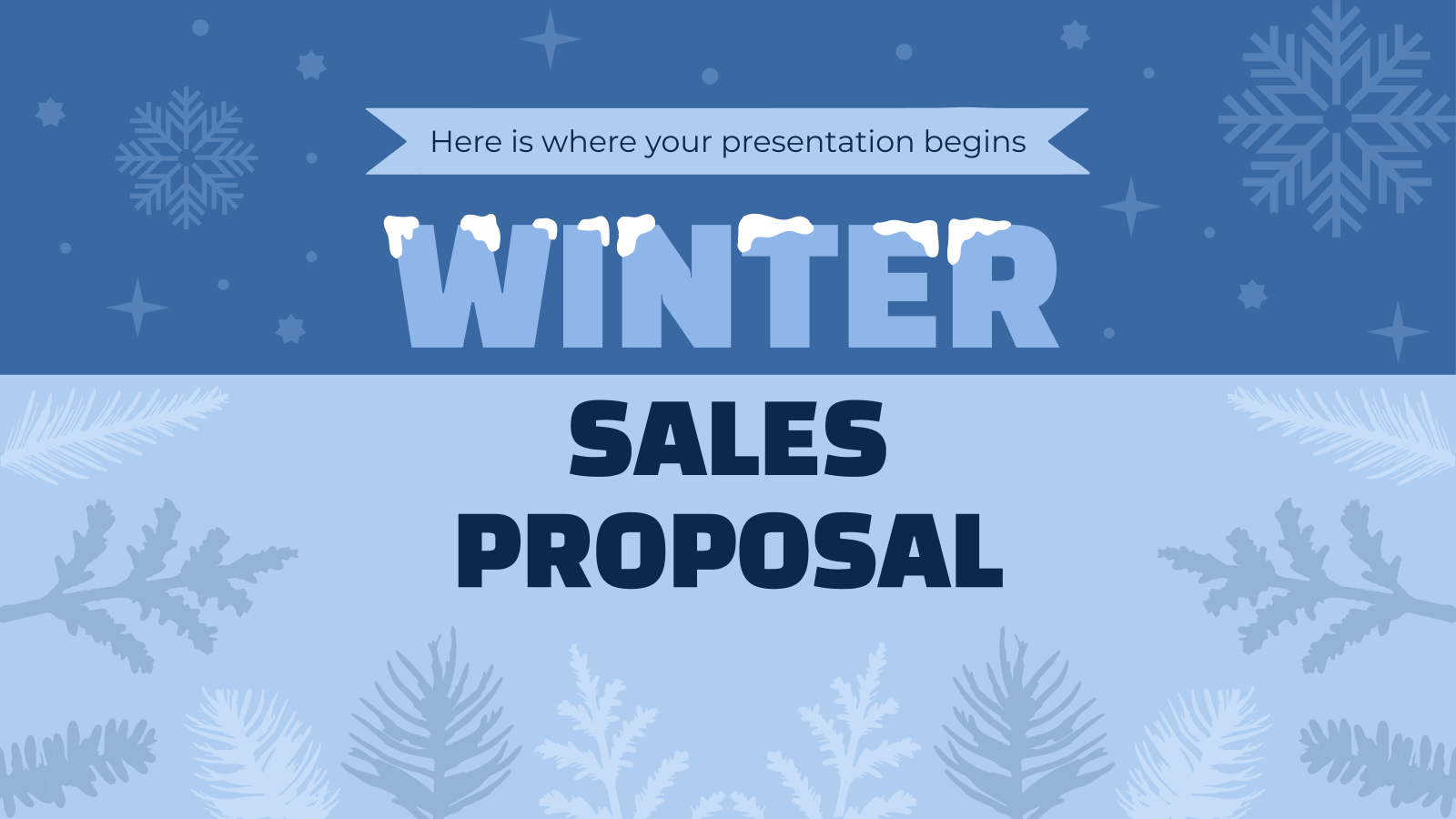The phone tree system can help you spread a brief message quickly and. Google Slides Powerpoint Templates Winter
