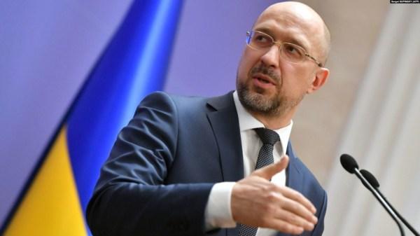 Украинский премьер встретился с послами стран Большой ...