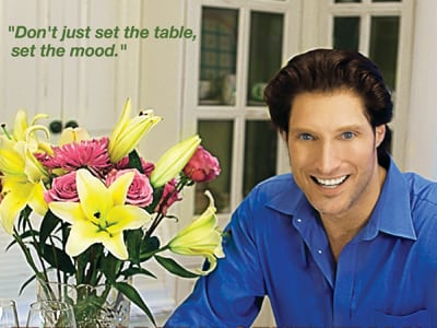 The Modern Gentleman: Cooking and Entertaining with Sean Kanan