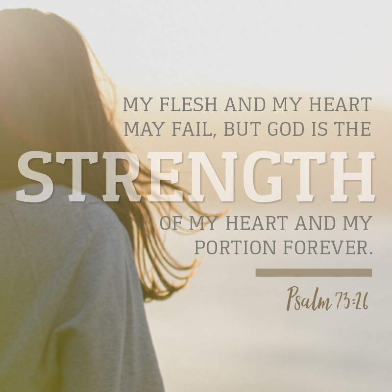 Image result for psalm 73 26