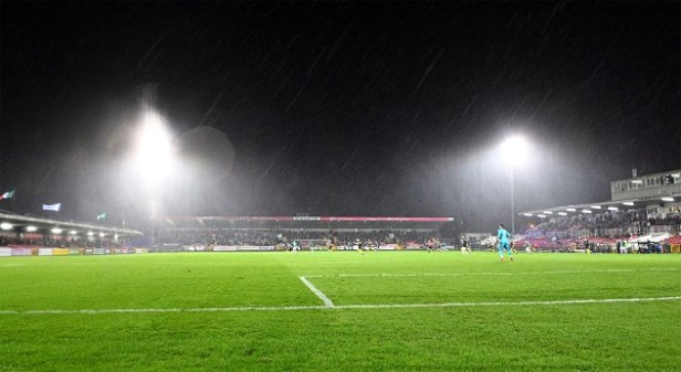 Cork City FC says it will not be able to pay players and staff beyond next  week | WLR