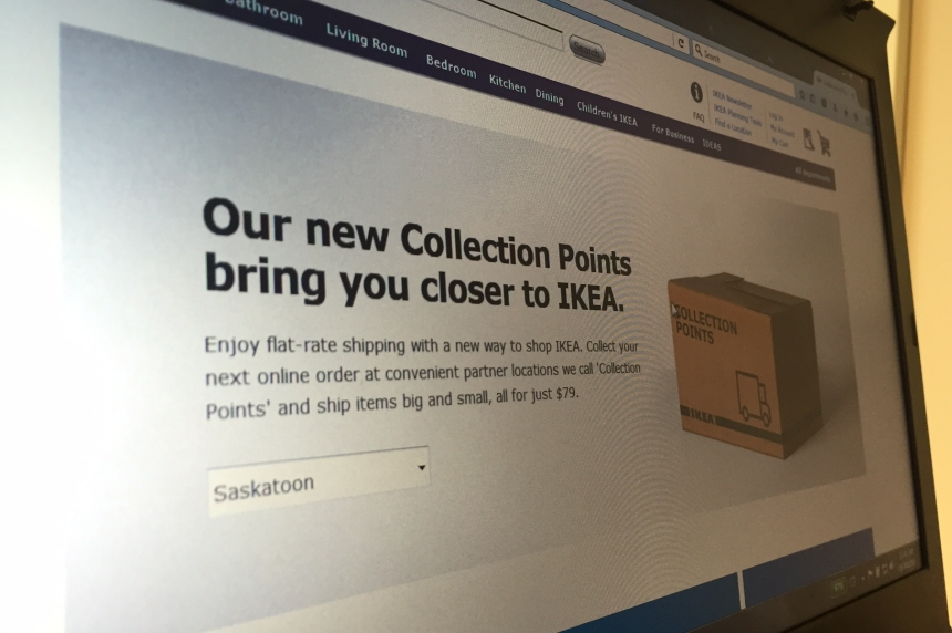 Ikea Opens New Collection Point For Sask Shoppers Panow