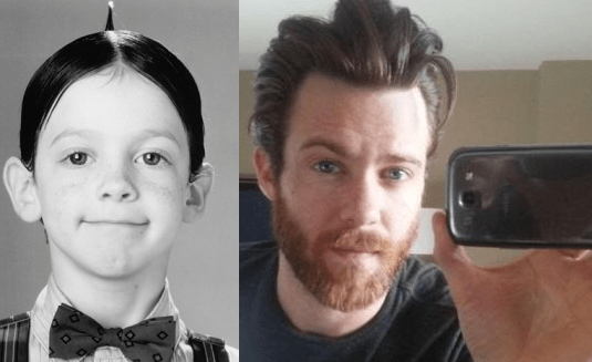 Alfalfa From 'Little Rascals' Is Now A Bearded