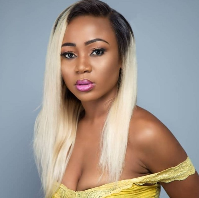 "VIDEO: Akuapem Poloo's Boobs ""Mishandled"" On Live TV"