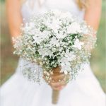 10 All White Wedding Bouquets Socialandpersonalweddings Ie