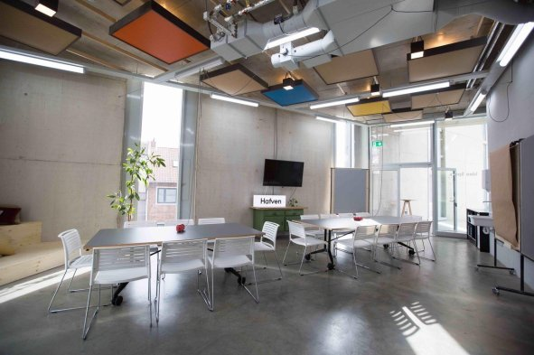 Hannover  Besonders Hafven Idea Space image 0