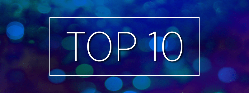 Top 10 blogs 2016
