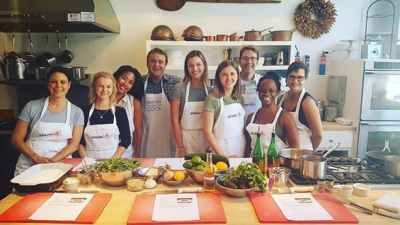 parties that cook internship