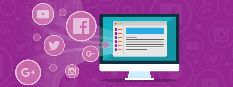social-media-email-marketing purple background social media icons blue white desktop 800x300