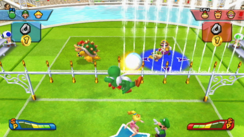 MarioSportsMix_VolleyBall_fountains_and_spikes