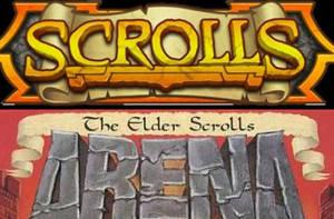 Scrolls är ett hot mot The Elder Scrolls, menar Bethesda.